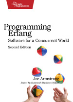 Programming Erlang: Software for a Concurrent World (2nd edition)