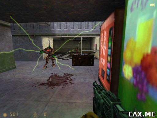 Half-Life под Linux