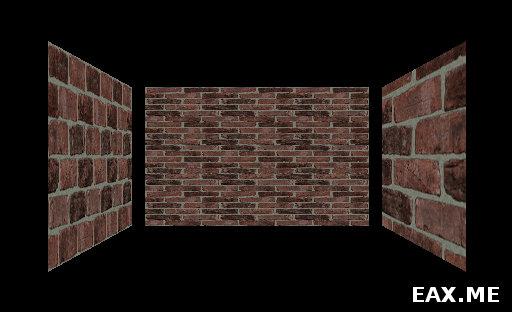 Кирпичные стены на OpenGL