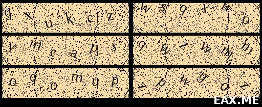 Примеры взламываемой Captcha