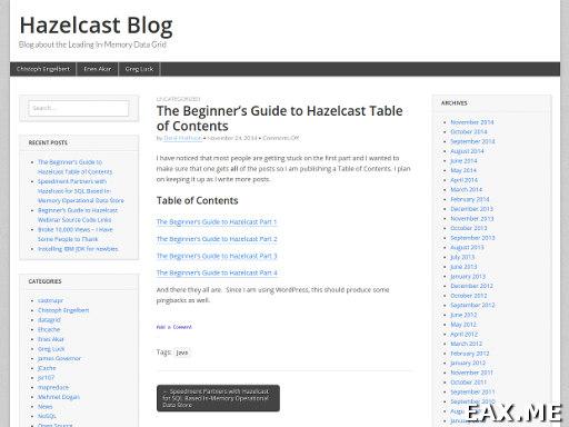 WordPress-тема Magazine Basic