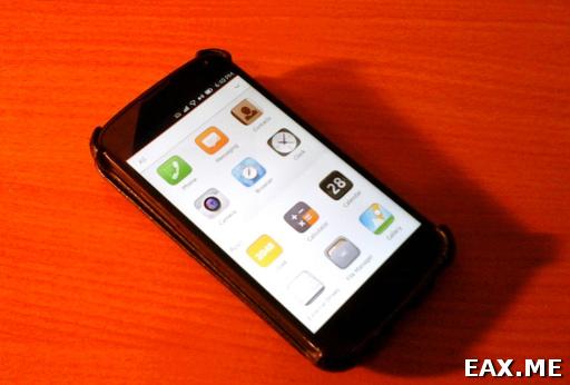 Ubuntu Touch на телефоне LG Nexus 4
