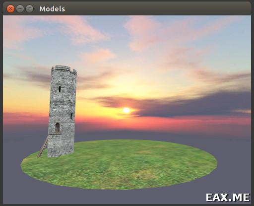 OpenGL и загрузка моделей