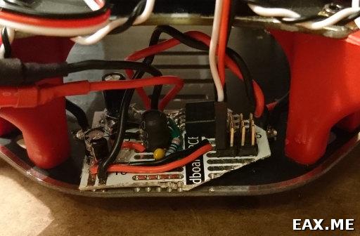Самопальный BEC на основе LM2596