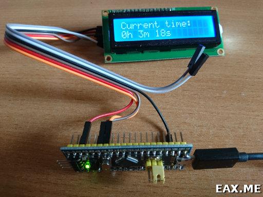 Пишем под микроконтроллеры STM32 в Arduino IDE | Записки программиста