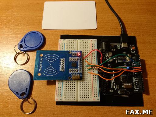 RFID-модуль для Arduino