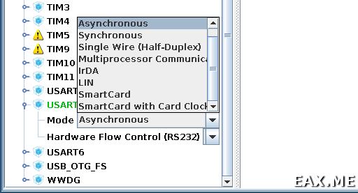 Микроконтроллеры STM32: обмен данными по UART | Записки