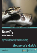 NumPy Beginner's Guide, Third Edition