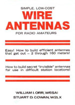 Simple, Low-cost Wire Antennas for Radio Amateurs