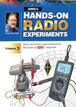 Hands-On Radio Experiments, Volume 3