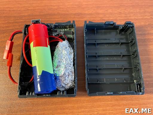 LiIon аккумулятор для Alan 42